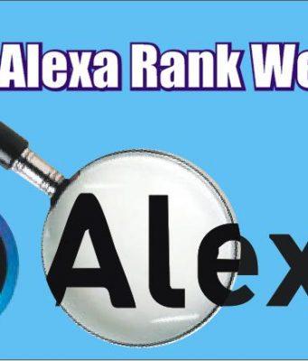 alexa-rank-website