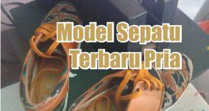 model-sepatu-terbaru-pria